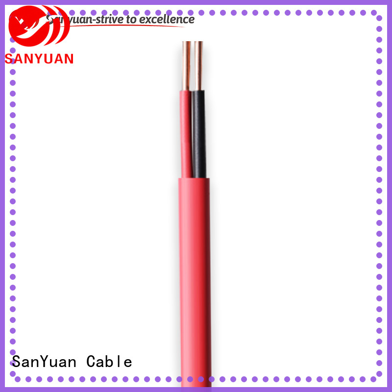 SanYuan control cable suppliers for automation