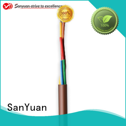SanYuan best thermostat wire company for thermostat control