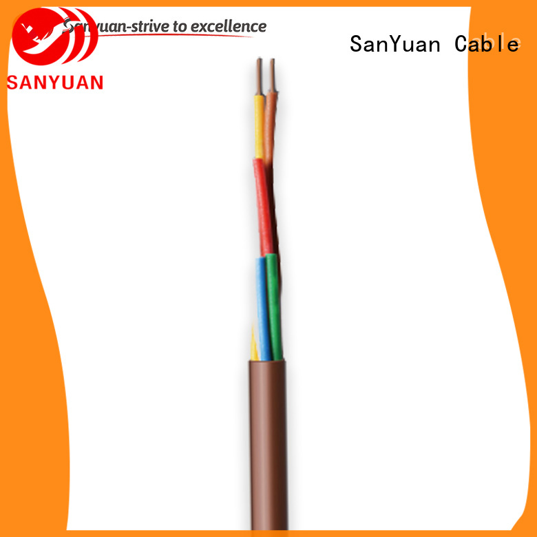 SanYuan thermostat wire supply for heating and air conditioning installations