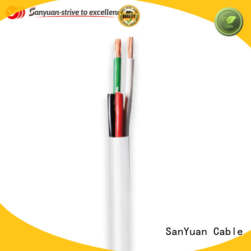 SanYuan durable audio cable wire wholesale for recording studio
