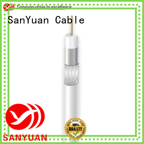 latest 75 ohm cable factory for satellite