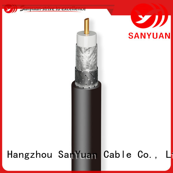 SanYuan top quality 50 ohm cable series for walkie talkies