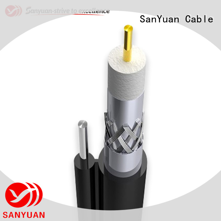 SanYuan reliable cable 75 ohm manufacturers for digital video