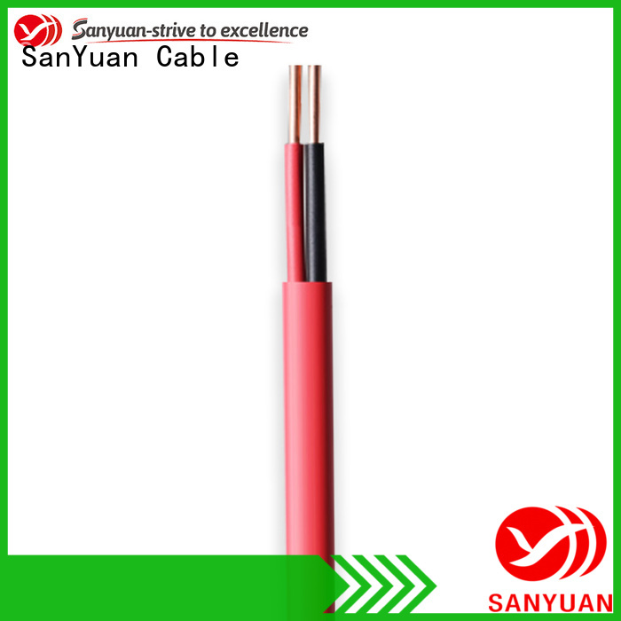 SanYuan best control cable factory for instrumentation