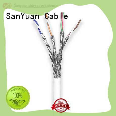 SanYuan top cat 7a ethernet cable supply for data transfer