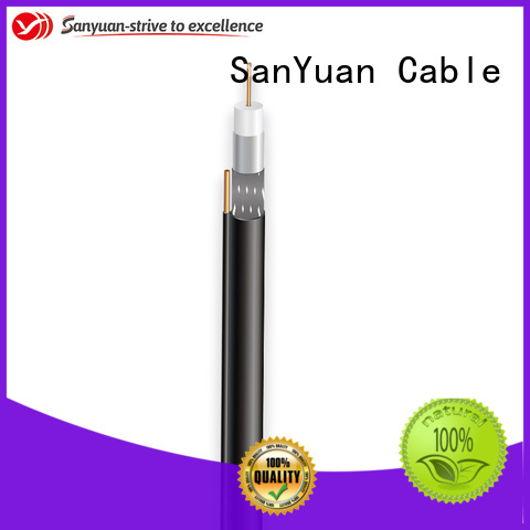 SanYuan cable 75 ohm company for HDTV antennas