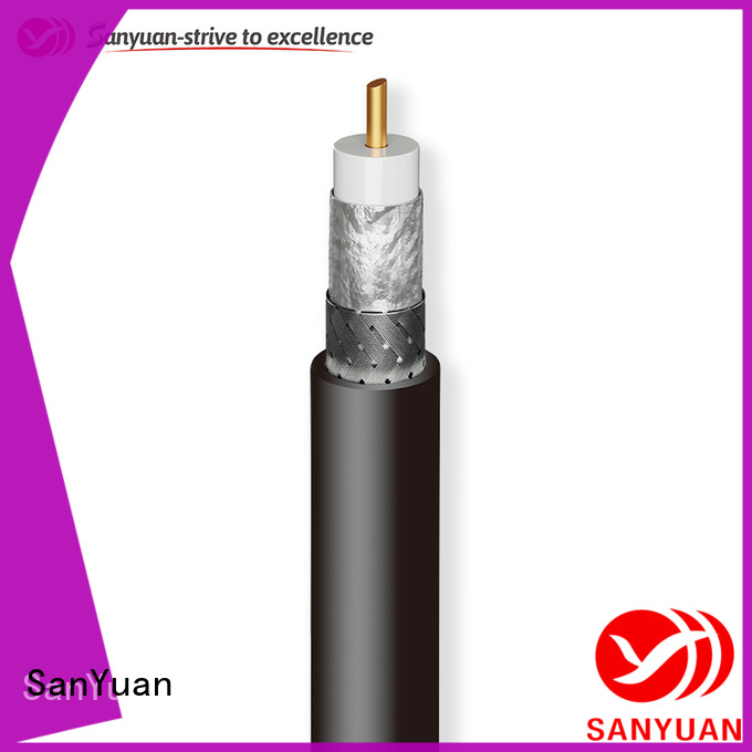 SanYuan 50 ohm coax directly sale for TV transmitters