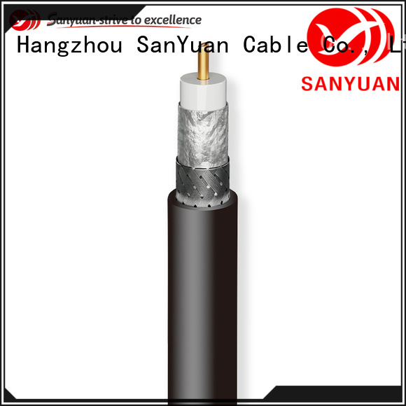 strong 50 ohm coax cable supplier for TV transmitters