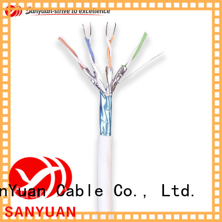 latest cat 7 cable supplier for railway