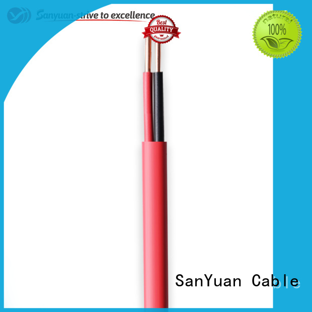 SanYuan wholesale flexible control cable factory for instrumentation