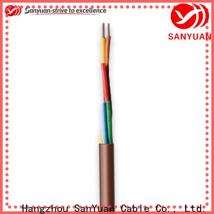 SanYuan top thermostat cable company for annunciator