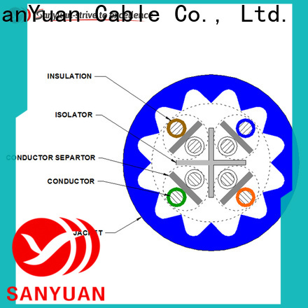 popular cat6a cable factory direct supply for data network
