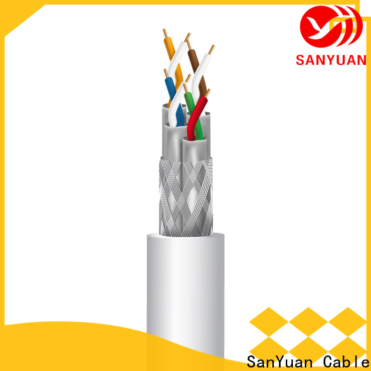 top cat 7a ethernet cable factory for railway