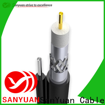 long lasting cable 75 ohm suppliers for HDTV antennas