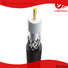 easy to expand cable coaxial 75 ohm manufacturers for digital audio