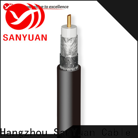SanYuan 50 ohm coax cable series for cellular phone repeater