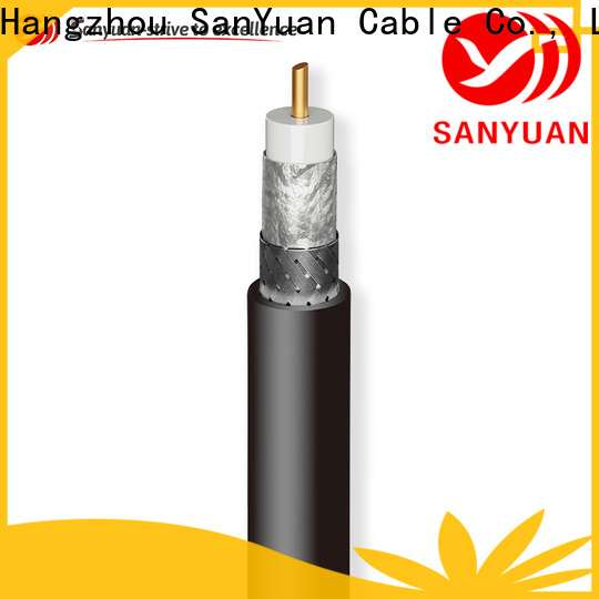 SanYuan 50 ohm cable series for TV transmitters