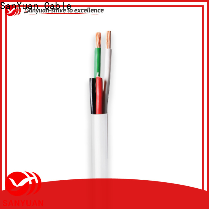 SanYuan hot selling audio cable wholesale for speaker