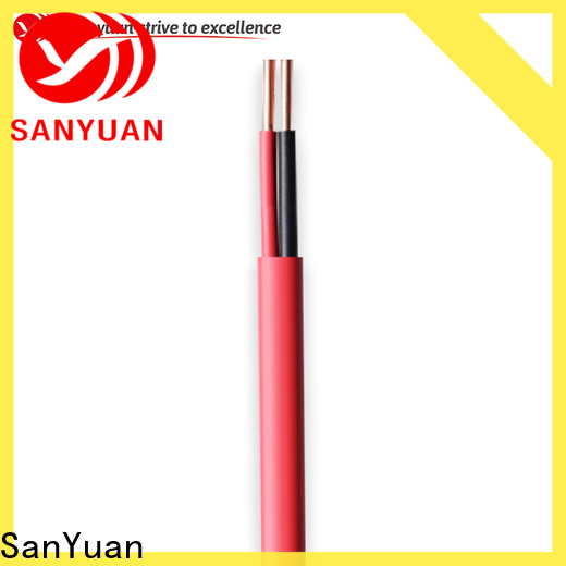 SanYuan latest flexible control cable company for automation