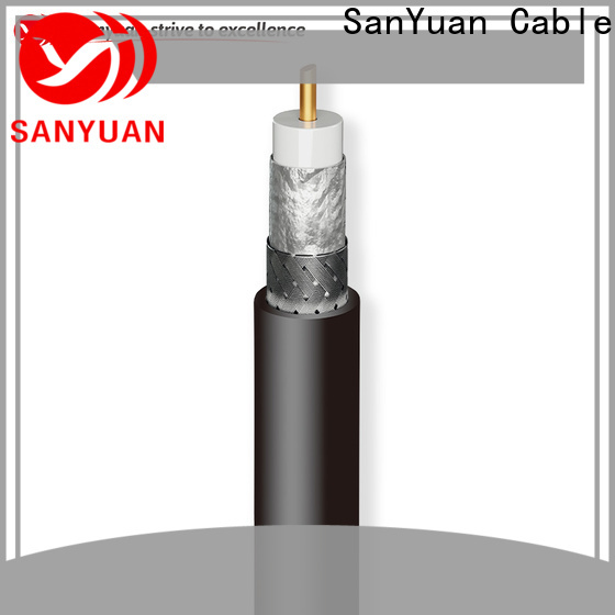 SanYuan 50 ohm cable supplier for broadcast radio