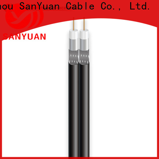 SanYuan 75 ohm cable supply for data signals