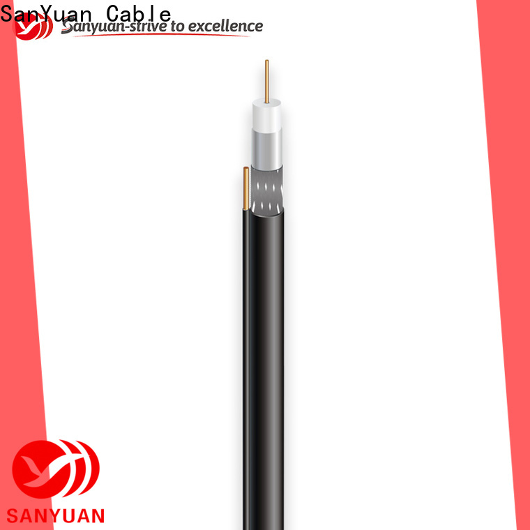 SanYuan cable 75 ohm suppliers for digital audio