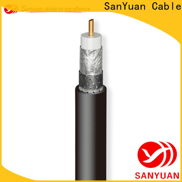 strong 50 ohm coaxial cable manufacturer for walkie talkies