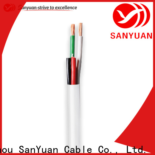 SanYuan hot selling audio cable wire factory direct supply for speaker