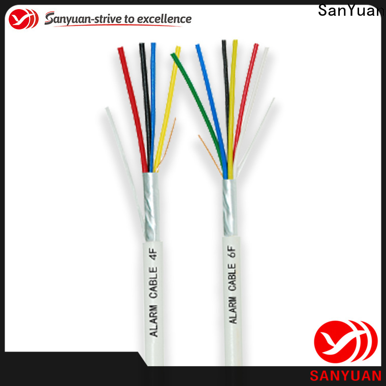 wholesale fire alarm network cable suppliers for smoke alarms