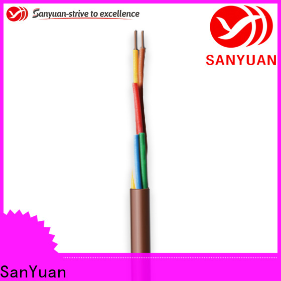 SanYuan thermostat cable company for annunciator