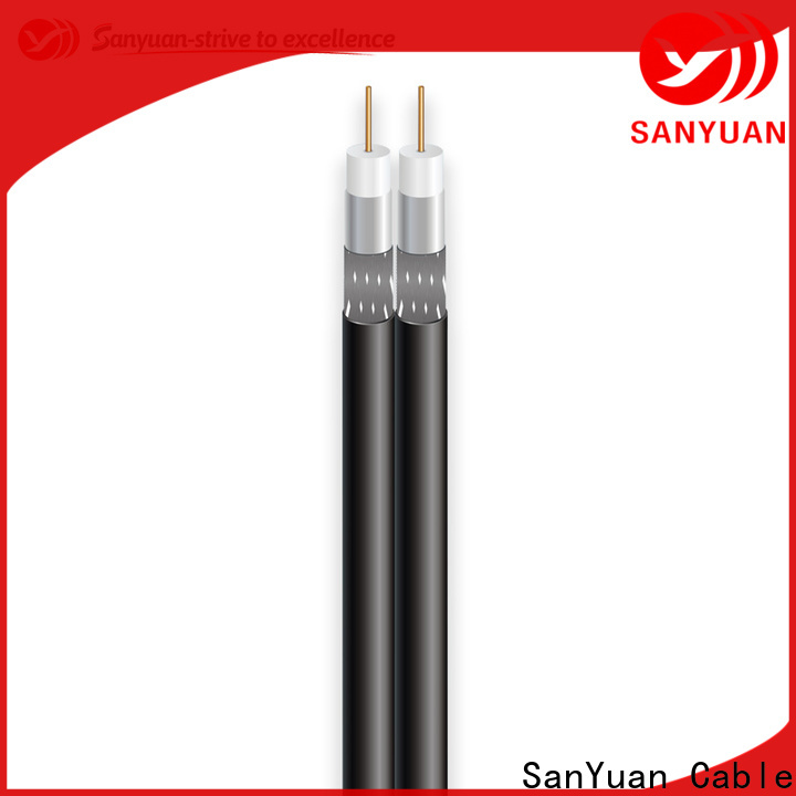 latest 75 ohm coaxial cable factory for digital audio