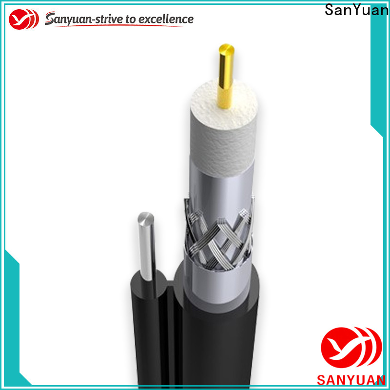 SanYuan reliable cable 75 ohm company for data signals