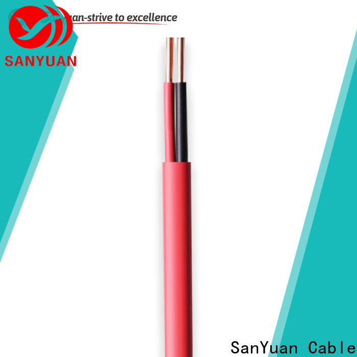 top flexible control cable supply for instrumentation