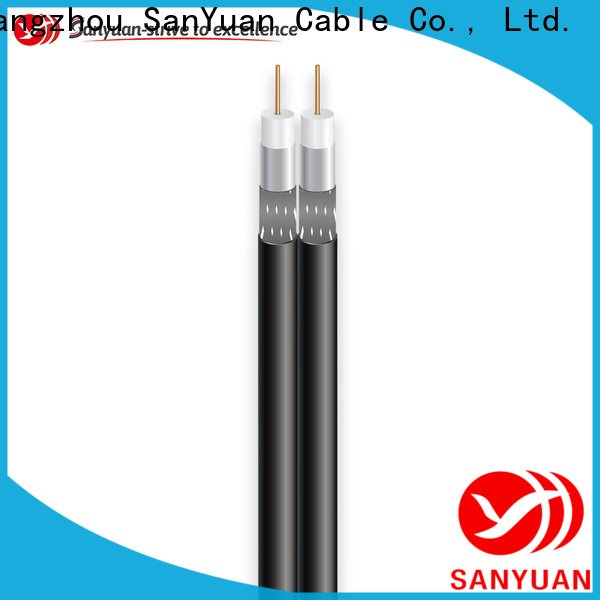 SanYuan cable coaxial 75 ohm supply for HDTV antennas