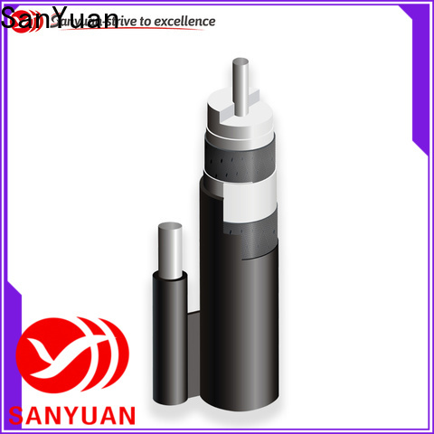 SanYuan cable 75 ohm supply for data signals