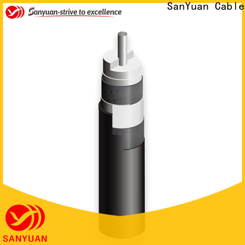 SanYuan 75 ohm cable supply for digital audio