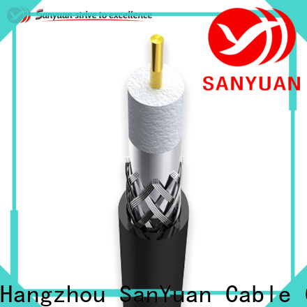 SanYuan 75 ohm coax supply for digital video
