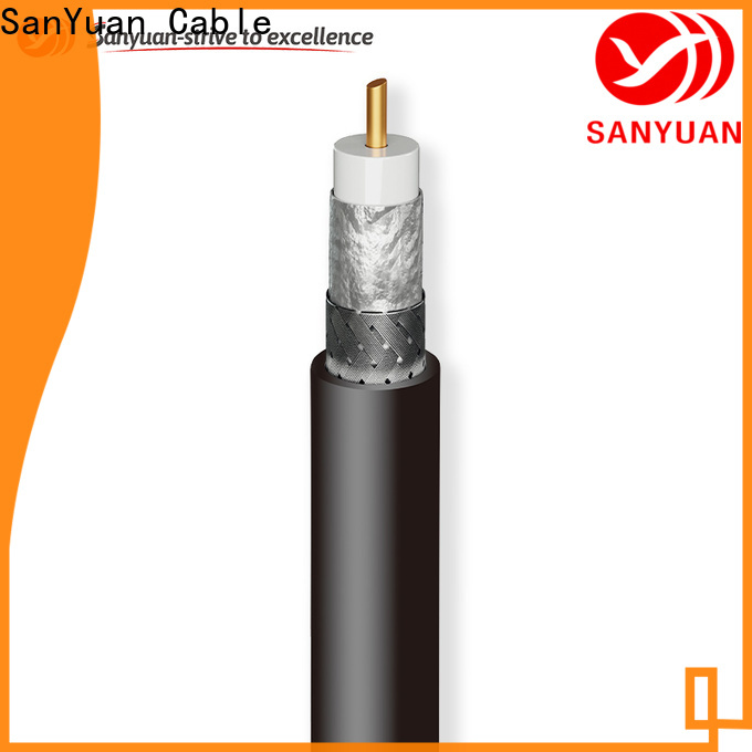 SanYuan 50 ohm cable series for cellular phone repeater