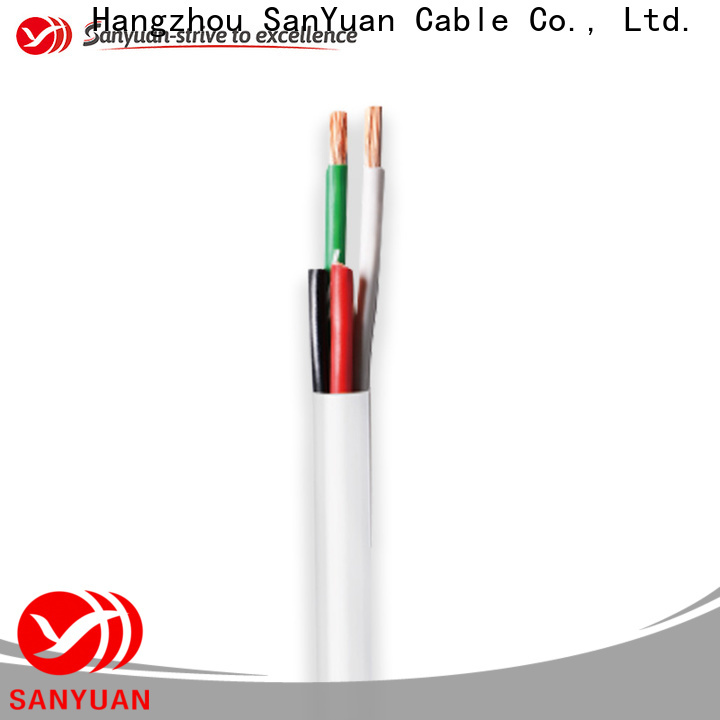 SanYuan durable audio cable wire series for speaker