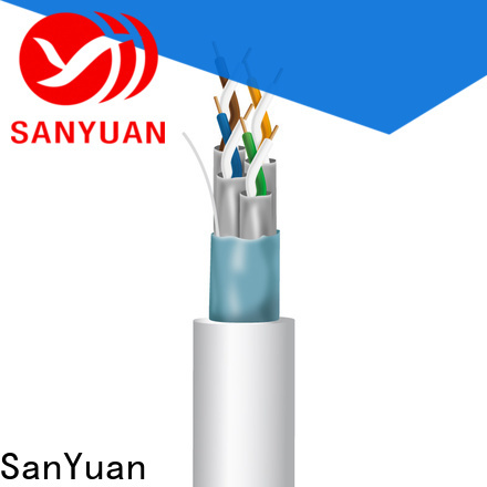 durable cat 7 ethernet cable factory direct supply for data transfer