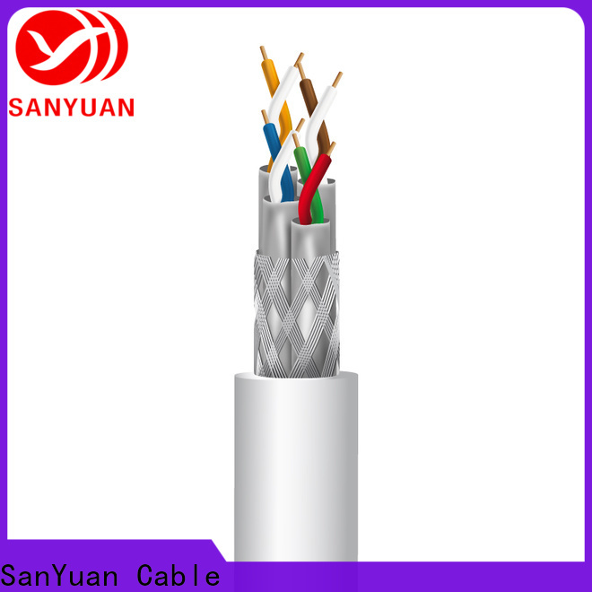 SanYuan best cat 7a ethernet cable suppliers for gaming