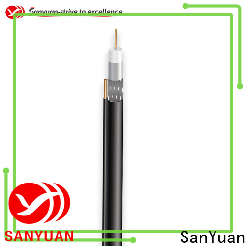 SanYuan cheap cable coaxial 75 ohm company for satellite
