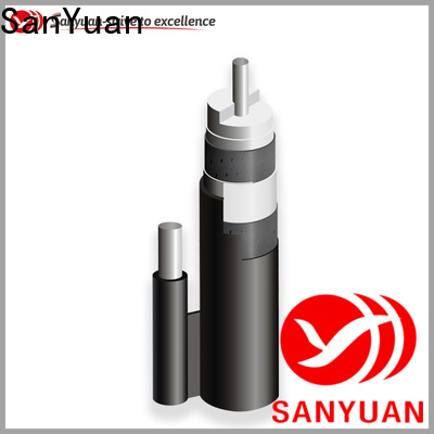 SanYuan long lasting cable 75 ohm factory for HDTV antennas