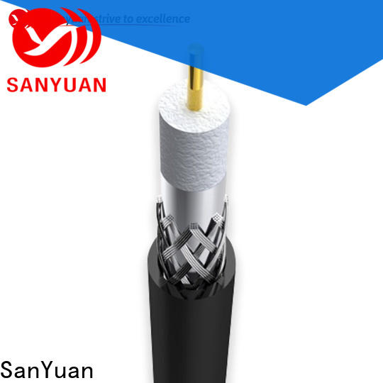 latest 75 ohm coaxial cable manufacturers for HDTV antennas