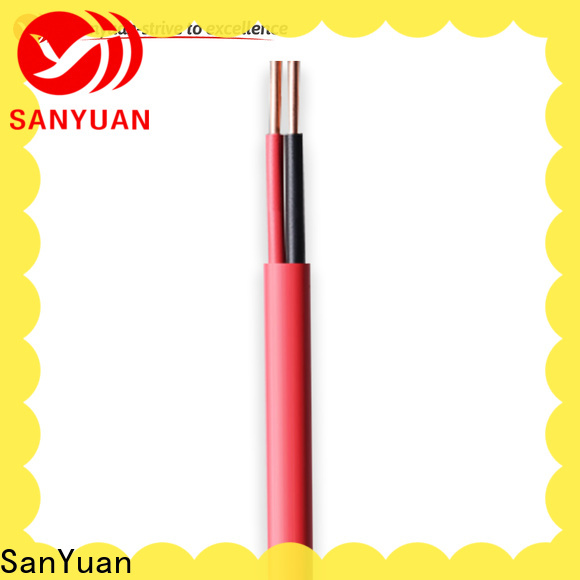SanYuan control cable factory for automation