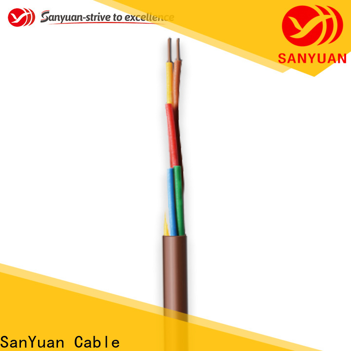 SanYuan wholesale thermostat cable suppliers for annunciator