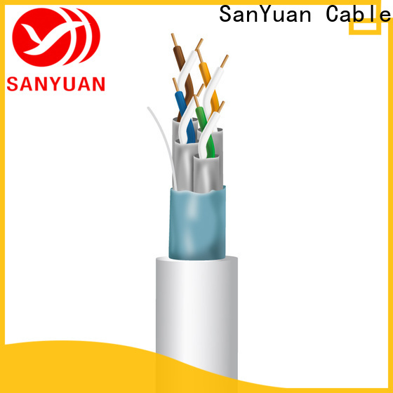 SanYuan cat 7 ethernet cable series for data transfer