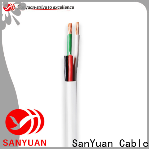 SanYuan audio cable factory direct supply for recording studio
