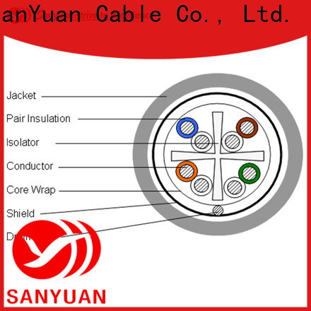 hot selling cat6 ethernet cable directly sale for data communication