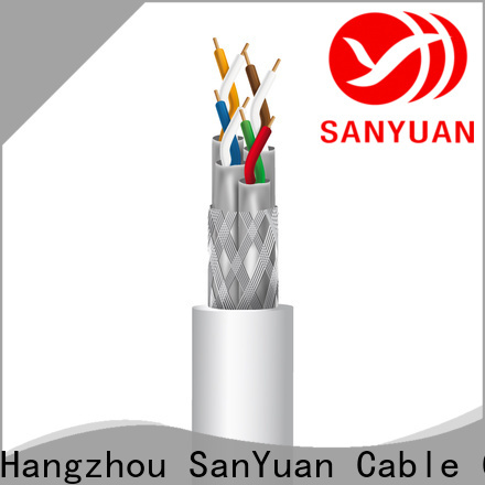 SanYuan latest cat 7a ethernet cable suppliers for data transfer